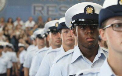 Explaining U.S. Coast Guard Basic Training (Boot Camp)