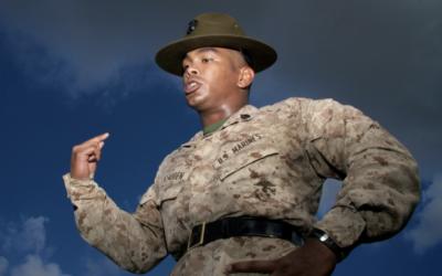 Explaining U.S. Marine Corps Basic Training (Boot Camp)