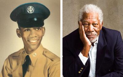 A1C Morgan Freeman, U.S. Air Force (1955-1959)