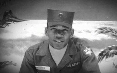 Jimi Hendrix, U.S. Army (1961-1962)