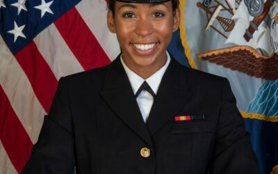 Navy's First Black Female Fighter Pilot Earns Her Wings