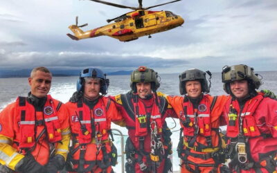 Coast Guard's Most Prominent Operations