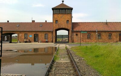 The Liberation of Auschwitz Concentration Camp