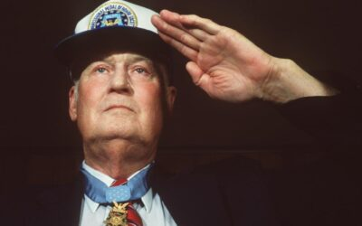 Cpt Maurice Lee Britt, USA (1941-1944) – Medal of Honor Recipient