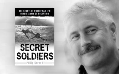 Secret Soldiers by Philip Gerard