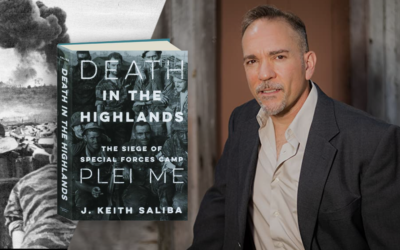 Death In The Highlands by Keith Saliba