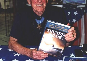 Thunder Below! By Admiral Eugene B. Fluckey