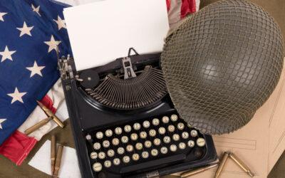 WWII War Correspondent Ernie Pyle (1923-1945)