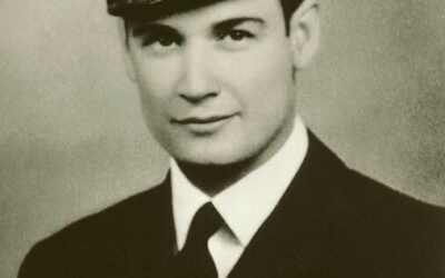 Robert (Bob) William Barker, U.S. Navy (1943-1945)