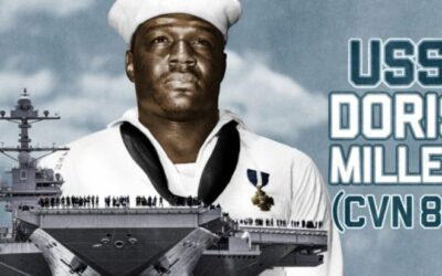 Navy to Name Aircraft Carrier for Pearl Harbor Hero – MA2 Doris Miller, U.S. Navy (1939–1943)