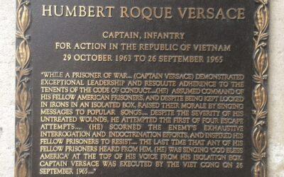 "Captain Humbert Roque ""Rocky"" Versace, U.S. Army (1959–1965)"
