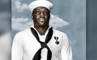 MA2 Doris Miller, U.S. Navy (1939–1943) – Navy Named Aircraft Carrier for Pearl Harbor Hero