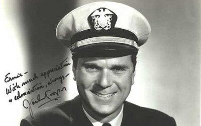 LCdr John (Jackie) Cooper, U.S. Navy (1943-1982)