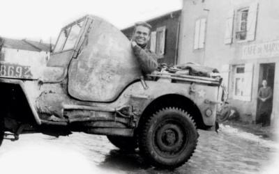 William (Bill) Ralph Blass, U.S. Army (1943-1945)