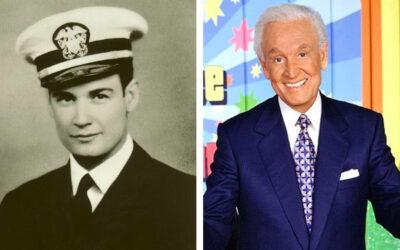 LTJG Robert (Bob) William Barker, U.S. Navy (1943-1945)