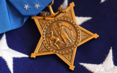 Vietnam War Photographer's Medal of Honor in American History Museum Exhibit