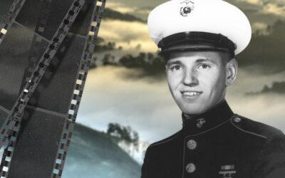 Cpl William Thomas Perkins Jr., USMC (1966-1967) – Vietnam War Combat Photographer