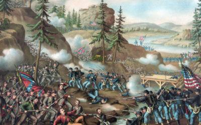 The Battle of Chickamauga (1863)