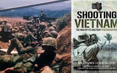 Shooting Vietnam by Dan Brookes & Bob Hillerby