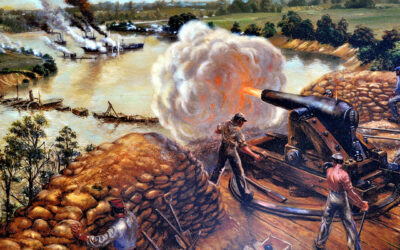 The Battle of Drewry's Bluff (1862)