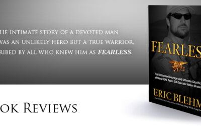 Book Review: Fearless by Eric Blehm