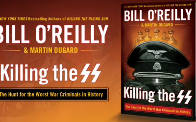 Book Review: Killing The SS by Bill O'Reilly