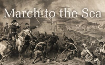 Sherman's March to The Sea (1861-1865)