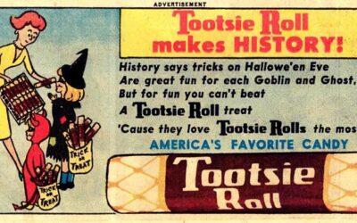 The Tootsie Roll Marines