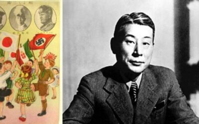 Chiune Sugihara – Japanese Schindler Helped 5,580 Jews Escape The Holocaust