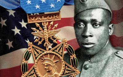 Sgt Henry Johnson, U.S. Army (1918-1919) – America's First World War Hero