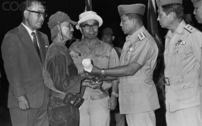 Japanese Soldier Surrenders 30 Years After End of WWII