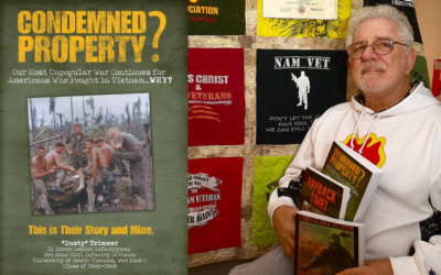 """Condemned Property by """"Dusty"""" Trimmer"""