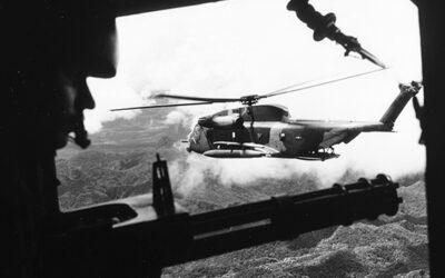 The Incredible Rescue of LtCol Gene Hambleton, U.S. Air Force (1943-1972)