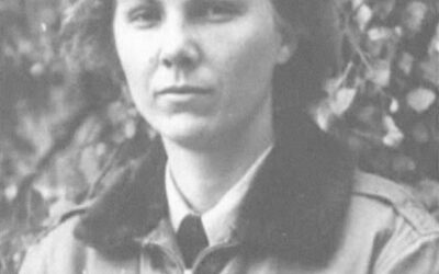 The Only U.S. Woman POW in WWII Europe
