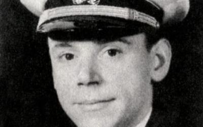 Lt Tom Ewell, US Navy (1942-1945)