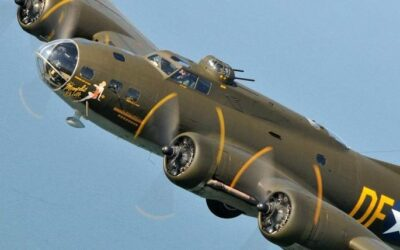 First WW II Aircraft Crew to Reach 25 Missions