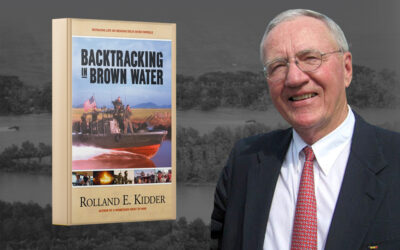 Backtracking in Brown Water by Rolland E. Kidder